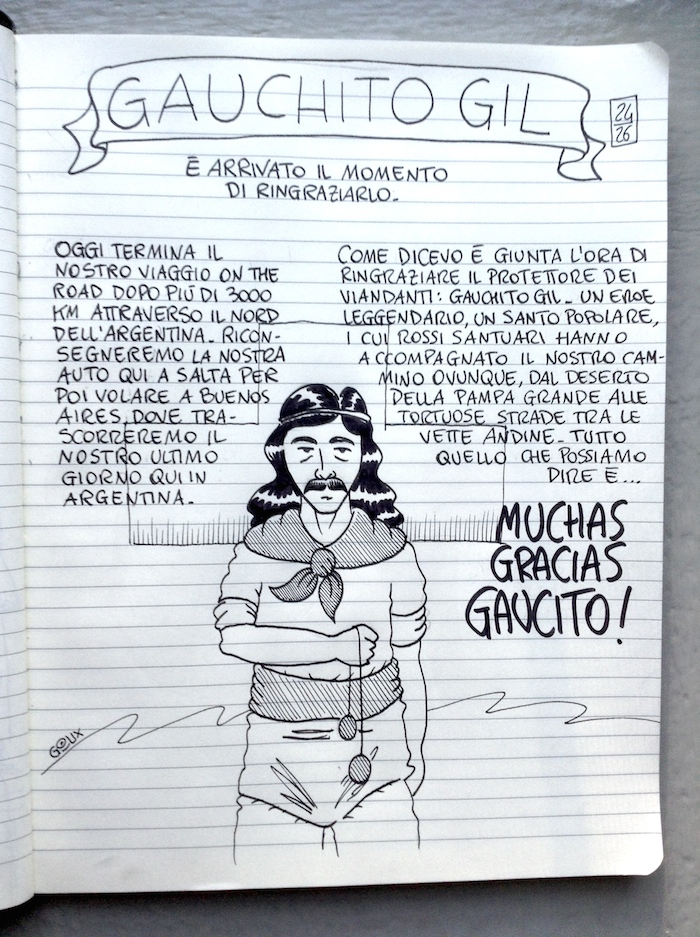 Gauchito Gil Argentina