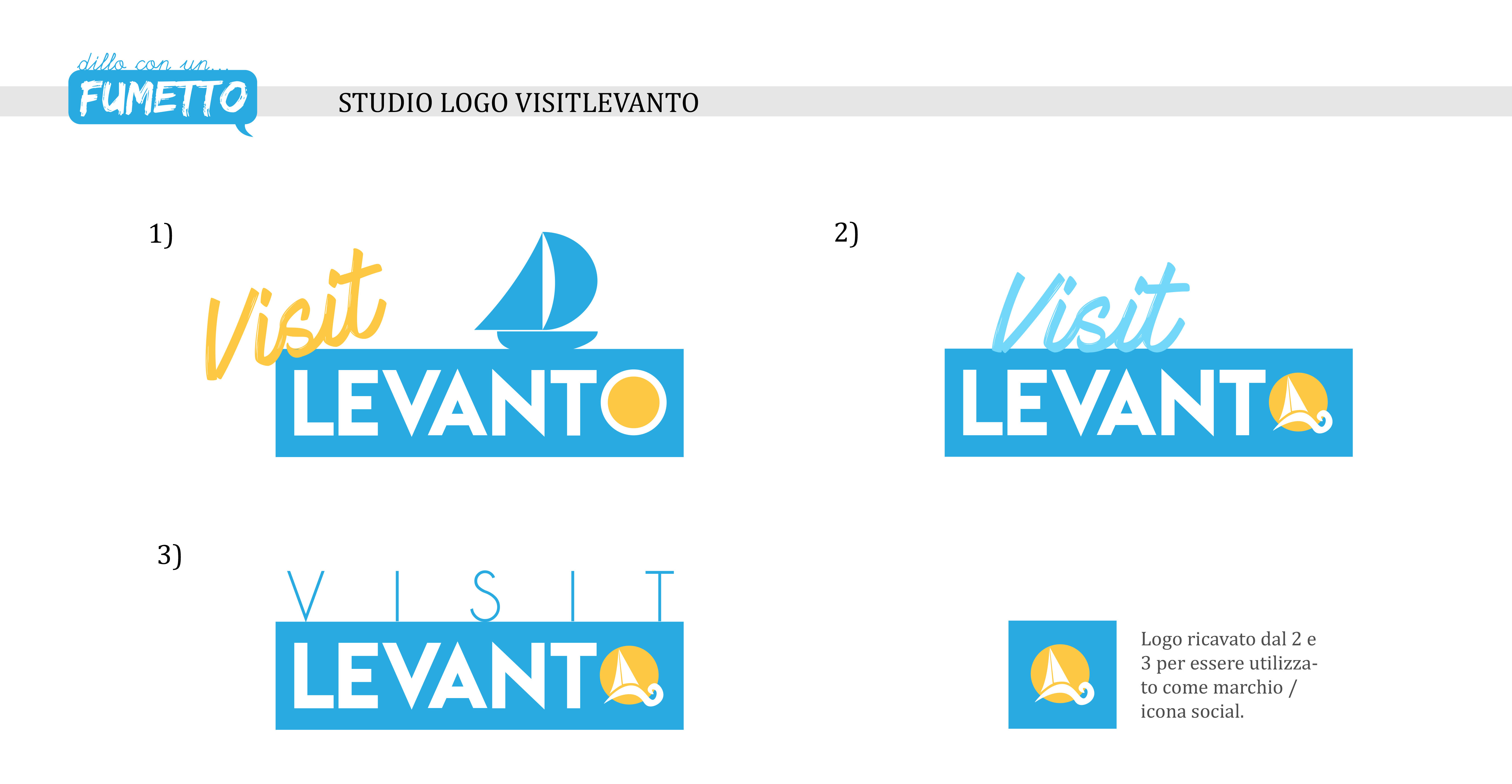 Prova logo aziendale Visit Levanto